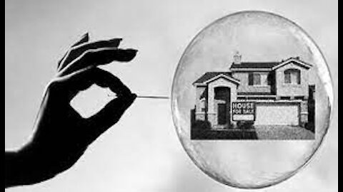 When Will The Housing Bubble Burst?