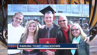 UW-Madison tries to collect on years old parking ticket - Video