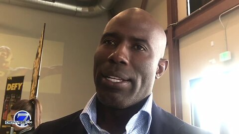 'All for the natural way': Broncos legend Terrell Davis launches CBD-infused sports drink