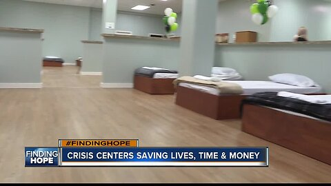 State leaders hope two crisis centers in Valley will save lives, time, dollars