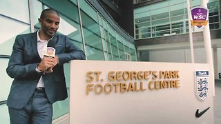 Behind the Scenes with David James: FA WSL Continental Tyres Cup Launch - Video