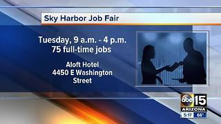 Workers wanted at Sky Harbor! - Video