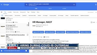 Hiring during Covid-19 outbreak
