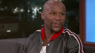 "Floyd Mayweather Says ""NO F*ckin"" Before McGregor Fight - Video"