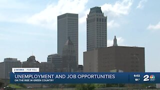 Local sectors hiring despite rise in unemployment claims