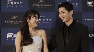 Korean Celebrity Couple Getting Divorced