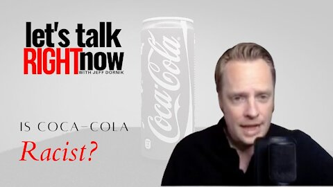 """Coca-Cola isn't """"reverse racist""""… they are just racist."""