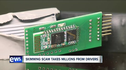 Local gas station skimmer schemes linked to cases across the nation
