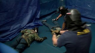 Behind the Badge: Making of a Police Officer - Video