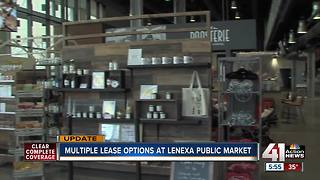 Lenexa Public Market 3 months later - Video