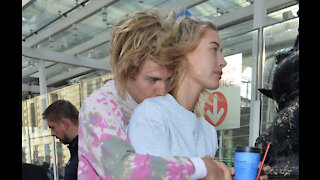 Justin Bieber skips Grammys for date night with Hailey