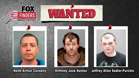 FOX Finders Wanted Fugitives - 5-17-19