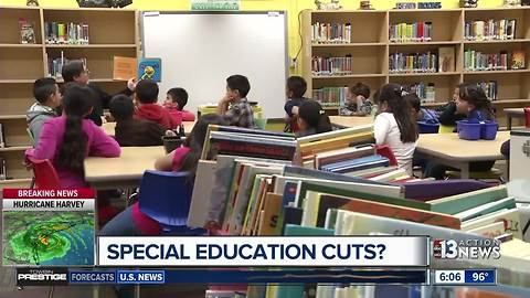 CCSD budget cuts expected to impact special education programs