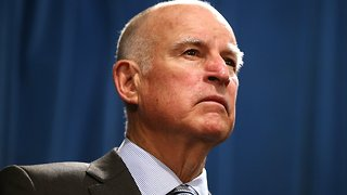 Brown Says Calif. Guard Border Mission Will Receive Federal Funding - Video