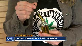 Wisconsin's first hemp store battles Attorney General to keep doors open - Video