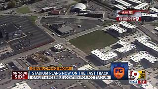 Is Oakley the right fit for FC Cincinnati stadium? - Video