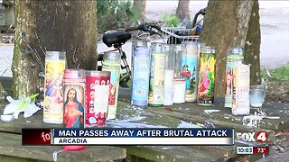 Man passes away after brutal attack