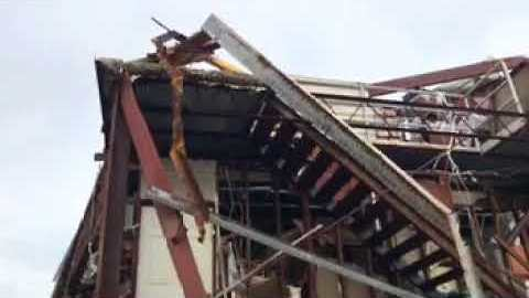 Video Shows Family Owned Business Destroyed by Hurricane Maria in St Croix