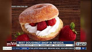 Donut Bar named best doughnut shop - Video