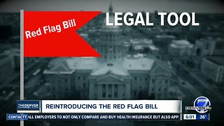 Colorado Democrats plan to reintroduce controversial 'red flag' gun bill