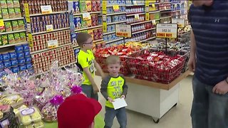 Grocery store workers in Shelby helped customers take cover during tornado