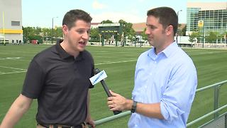 Packers Training Camp: Day 4 thoughts - Video
