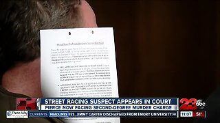 Fatal Street Racing Suspect Appears in Court