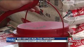 Salvation Army's Red Kettle Rally to help needy - Video