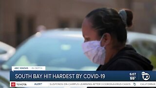 In-Depth: South Bay hardest hit by COVID-19