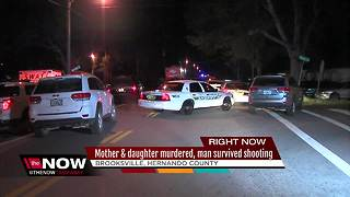 16-year-old, her mother killed in shooting - Video