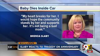 Baby's death mirrors situation from 10 years ago - Video