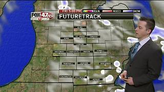 Dustin's Forecast 3-9 - Video