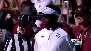 FAN REACTION: Kevin Sumlin expected to be named UA coach - Video