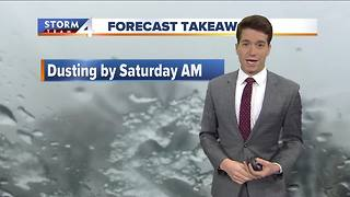 Today's Storm Team 4cast at noon - Video