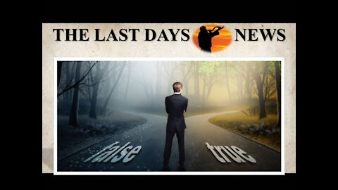 World Events Pointing to the Rapture and the Soon Return of Jesus (4-2-21)