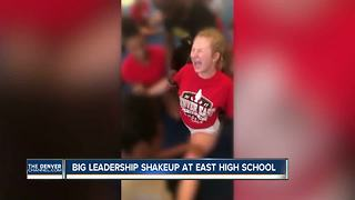 East High School assistant principal resigns; principal retires amid controversy over forced splits - Video