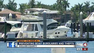 Boat theft prevention forum held in Naples - Video