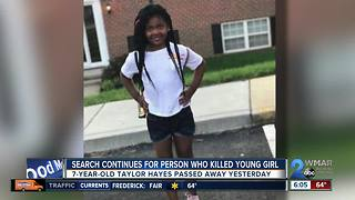 Community to honor slain 7-year-old Taylor Hayes - Video