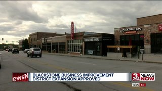 City Council approves Blackstone expansion