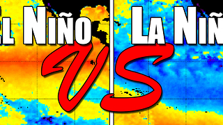 El Ni�o vs La Ni�a: What's the difference? - Video
