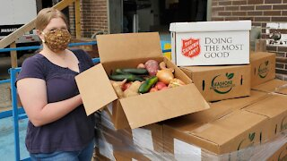 Food Rescue Apps Helping To Curb Millions Of Pounds Of Waste