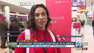 Local Volunteer heads to Florida to assist Hurricane Michael victims