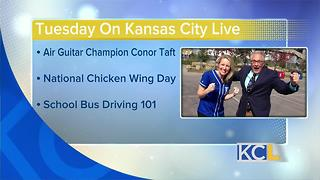 Tuesday on KCL - Video