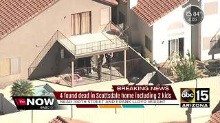 Four found dead in Scottsdale house - Video