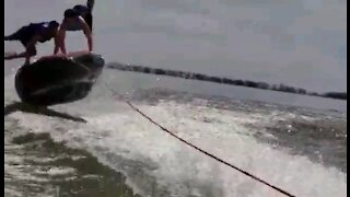 Big Air Tubing