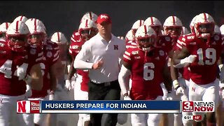 Sports debrief: Huskers prepare for Indiana