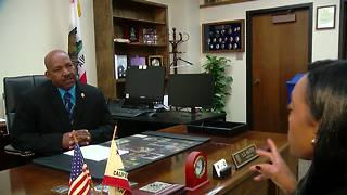 FULL: Interview with Bakersfield Police Chief Lyle Martin - Video