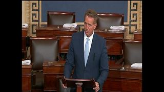 Sen. Jeff Flake comments on Kavanaugh nomination ahead of Thursday hearing