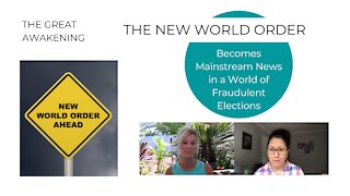 New World Order Becomes Mainstream News