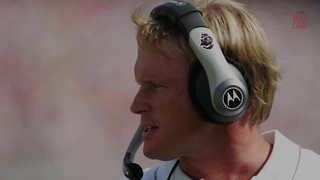 Jon Gruden Opens Up About Raiders Coaching Job - Video